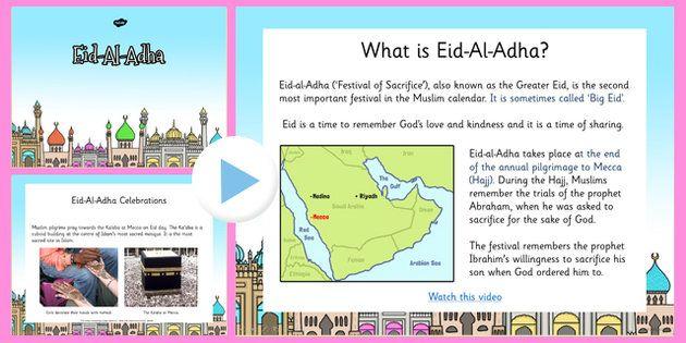 Ppt on eid festival essay