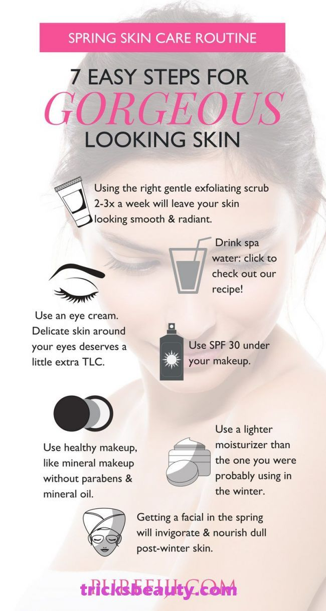 In With Images Spring Skin Care Natural Skin Moisturizer
