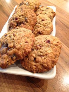 Toffifee-Haferflocken Cookies