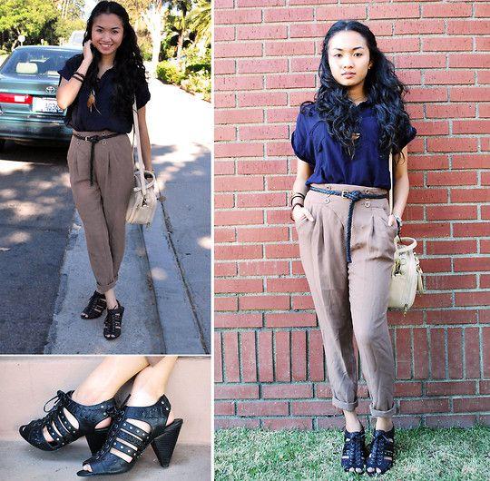 khaki outfit ideas women 3