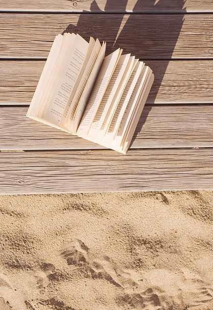 Book...sea...relax.