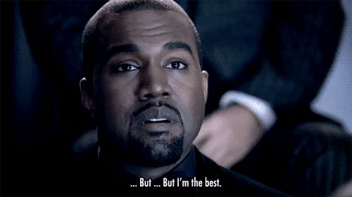 The 10 Dumbest Love Quotes From Kanye West...he is a moron. Yeesuz is an Yidiot!