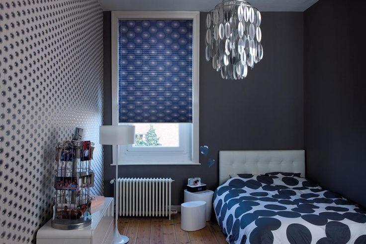 Duette plissé gordijnen - blinds - Copahome raamdecoratie