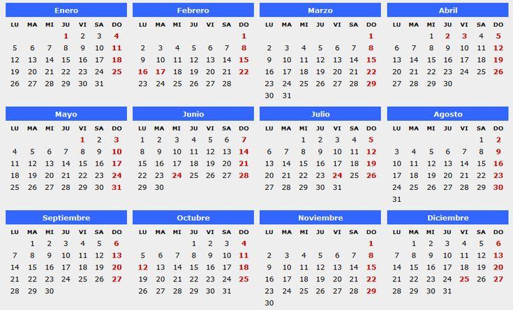 calendario 2015 venezuela - Buscar con Google