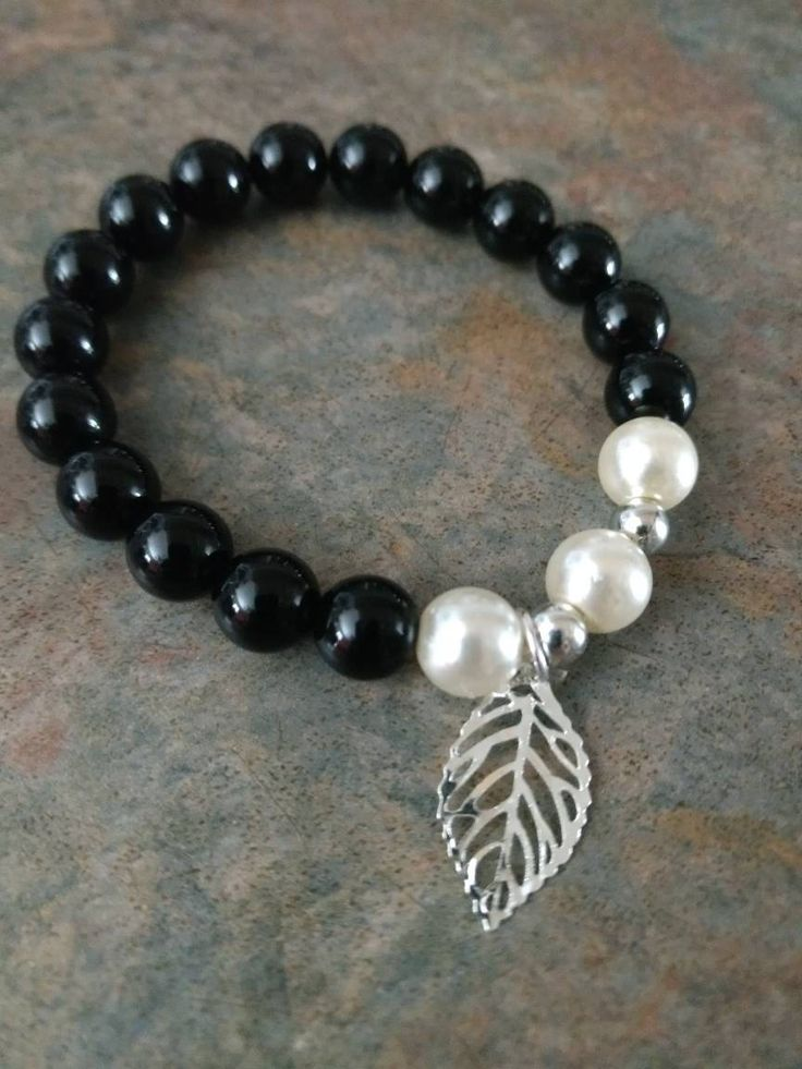 Excited to share the latest addition to my #etsy shop: Black Pearls bracelet -Handmade Bracelet - Beaded Bracelet - Woman Accessories - Gifts for her http://etsy.me/2oHF3Nq