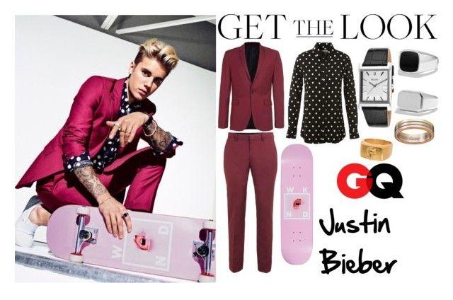 Justin Bieber Photoshoot GQ March 2016 #3