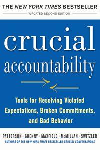 Crucial Accountability Book