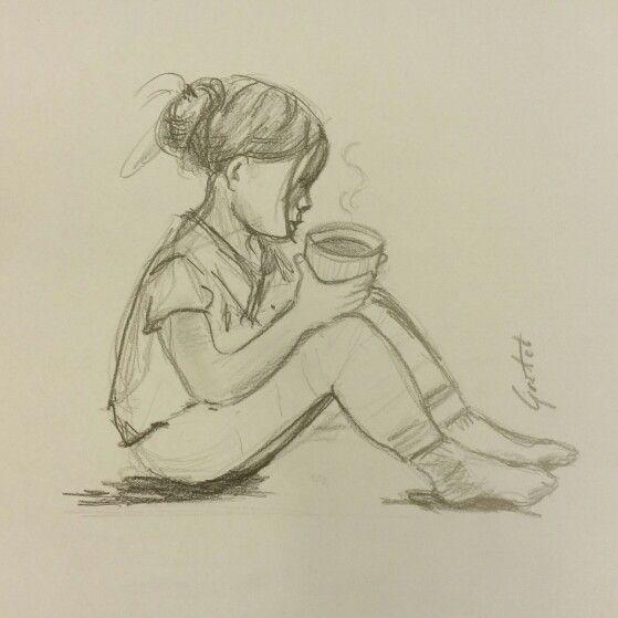 Koffie meisje   by Gretel