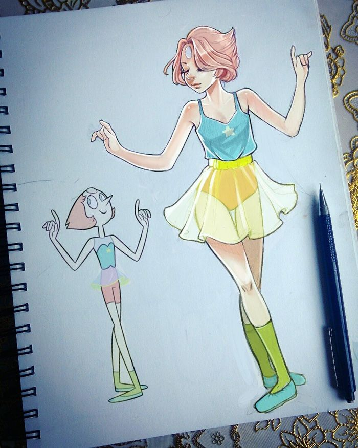 Cartoon Character Fan Art Redraws http://geekxgirls.com/article.php?ID=9262