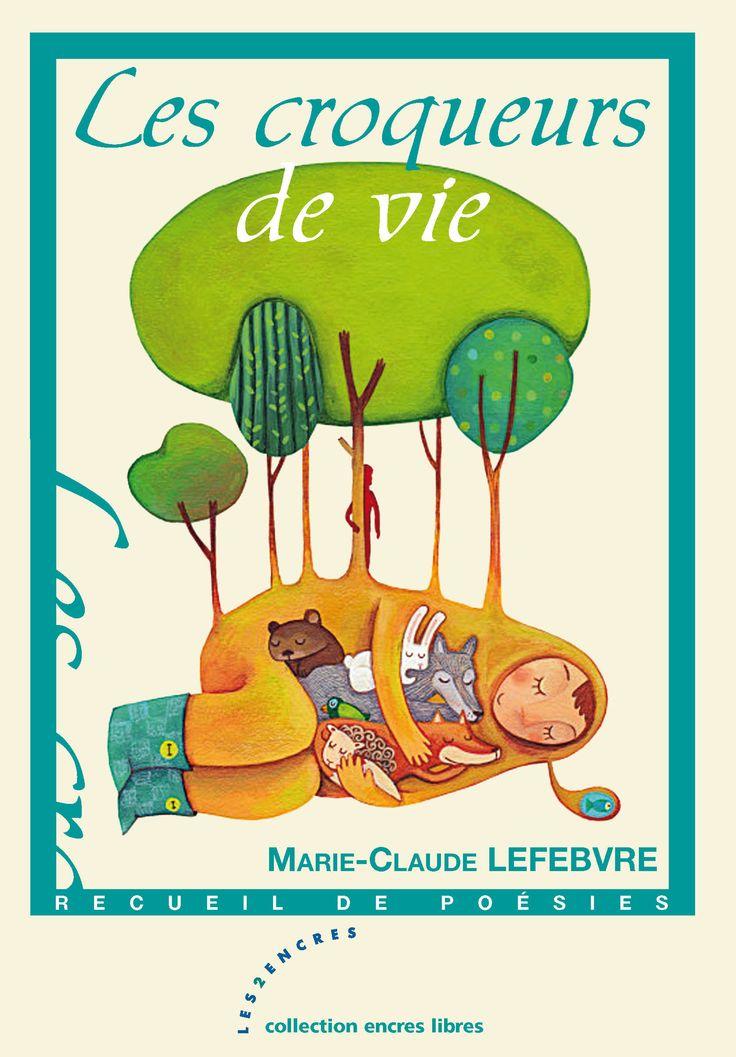 arie-Claude Lefebvre écrit depuis une trentaine d'années textes poétiques et contes où elle laisse s'exprimer sa sensibilité, à l'écoute de la vie, des réalités du monde, de ses propres rêves.