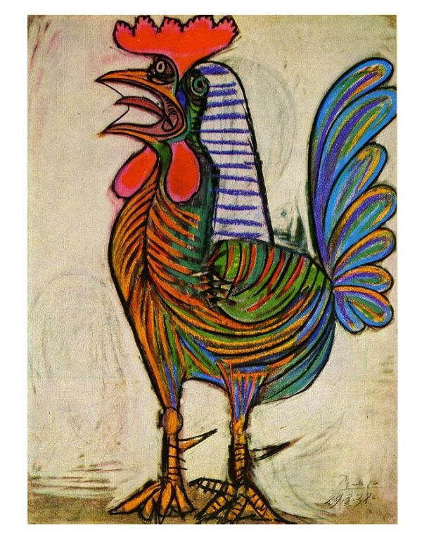 best pablo picasso images pablo picasso picasso  pablo picasso rooster
