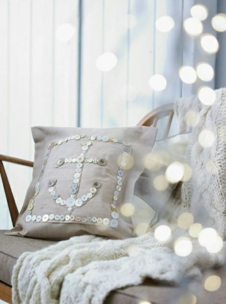 deko kissen wohnzimmer maritime deko kissen selber machen. Black Bedroom Furniture Sets. Home Design Ideas