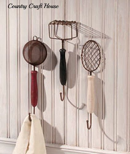 Best 20+ Utensil Hooks Ideas On Pinterest