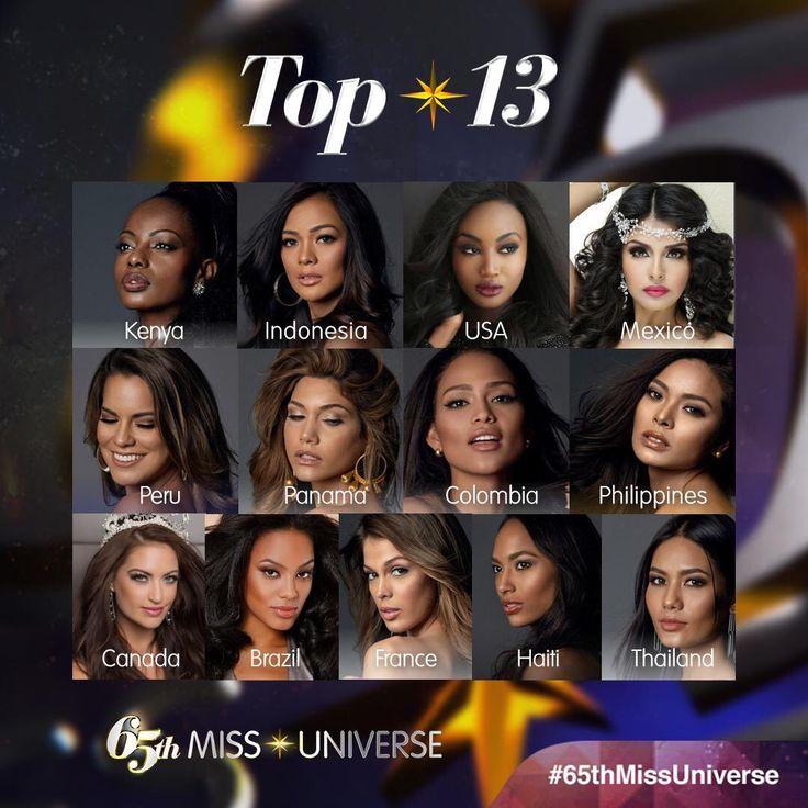 Brasileira é uma das finalistas do Miss Universo 2017 | VEJA.com