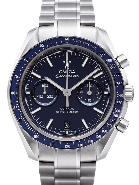 Omega Speedmaster Moonwatch Co-Axial Chronograph Titanium - 311.90.44.51.03.001