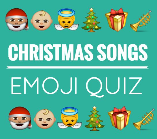 Christmas Songs Emoji Quiz [Free download]