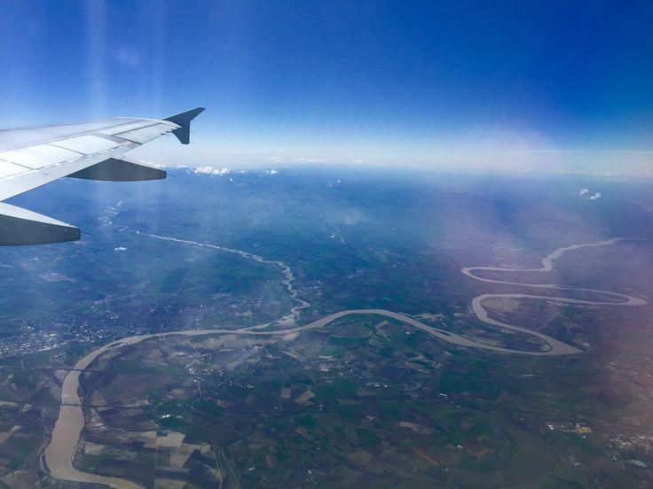 In volo sul...PO