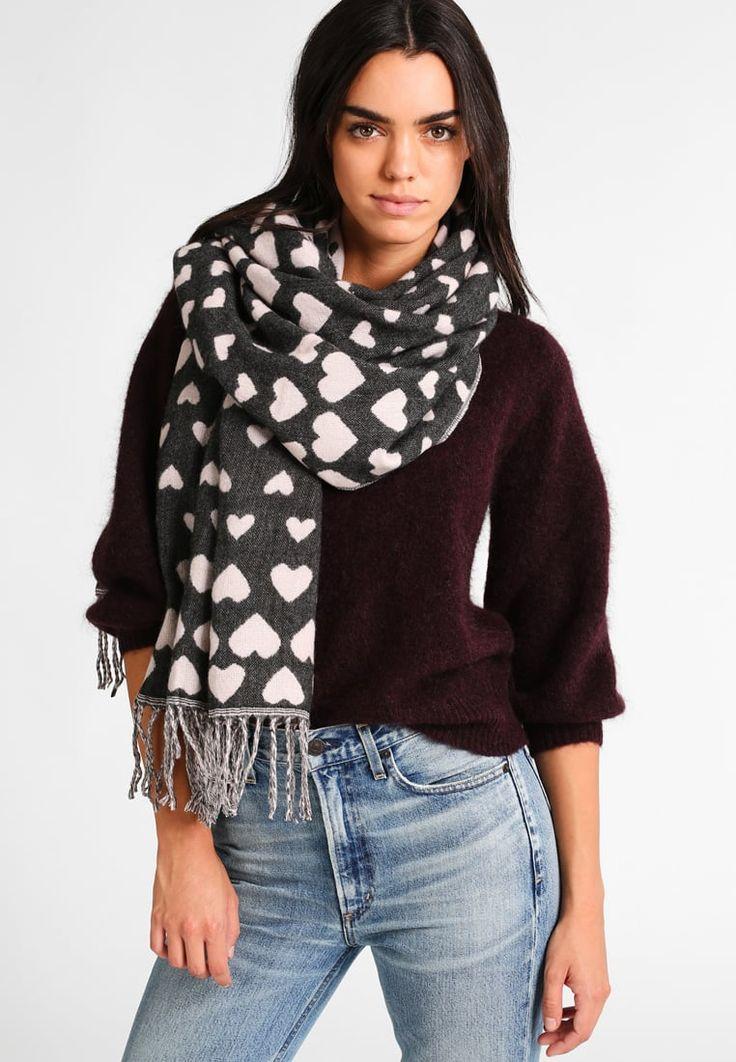 ¡Consigue este tipo de bufanda de Naf Naf ahora! Haz clic para ver los detalles. Envíos gratis a toda España. NAF NAF VHEART Bufanda gris chine: NAF NAF VHEART Bufanda gris chine Complementos   | Material exterior: 100% poliacrílico | Complementos ¡Haz tu pedido   y disfruta de gastos de enví-o gratuitos! (bufanda, bufanda, scarf, snood, knitted scarf, schal, bufanda, écharpe, sciarpa, bufandas)