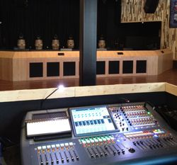 Midas PRO2 Consoles The Choice At Toby Keith's I Love This Bar & Grill - Pro Sound Web