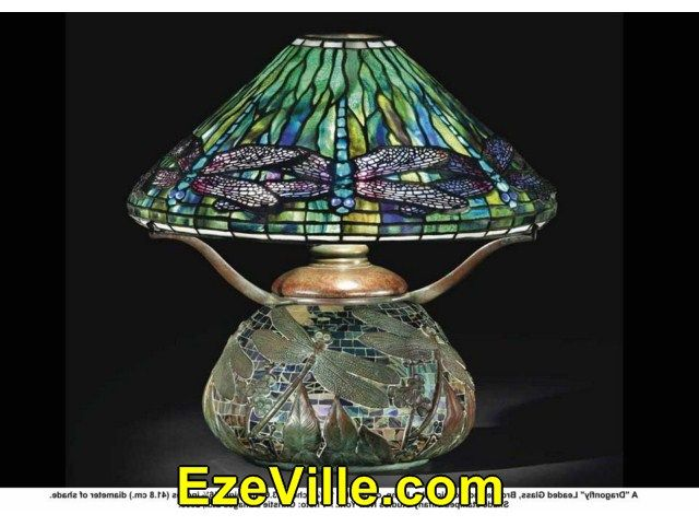 Amazing  Tiffany Style Lamps Quoizel