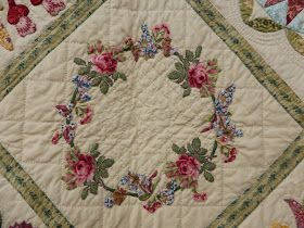 The CastlemaineAppliqué Group put on an outstanding exhibition last weekend. You might want to grab a cuppa as this is long post :) My new...