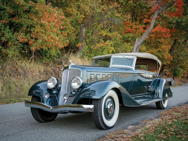 1933 chrysler imperial by lebaron