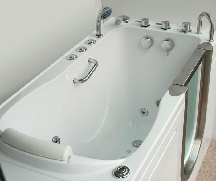Top 25 Best Walk In Tubs Ideas On Pinterest Walk In Tubs Bathtub Walk In