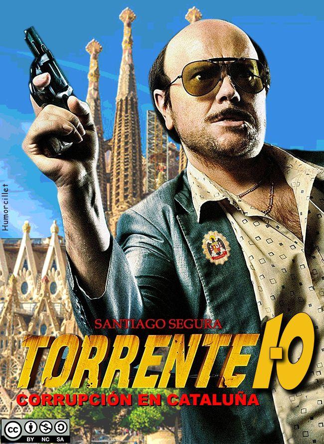 Torrente 4 Film Movie It Movie Cast Spanish Comedians