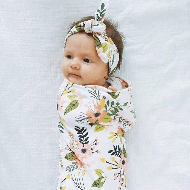 Muslin Swaddles for Girls Boys Infant Toddler Bamboo Muslin Swaddle Blanket Newborn Swaddle Leaf Swaddle Baby Swaddle Baby Boy Baby Girl