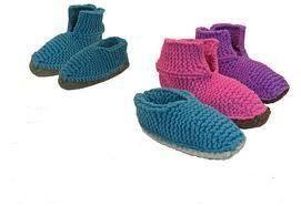 1001 pantoufles à tricoter patrons gratuits francais