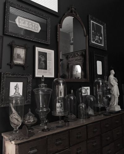 Goth Home Decor 3680 best haunted mansion images on pinterest | gothic house