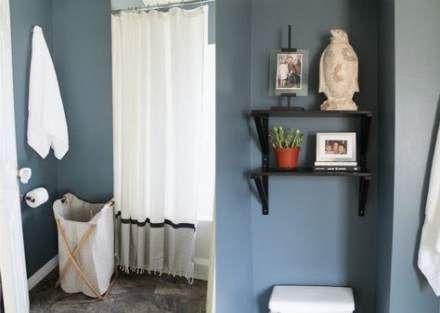 Bath room shelf above toilet house tours 65+ ideas   – bath / – #bath #House #Id…   – most beautiful shelves