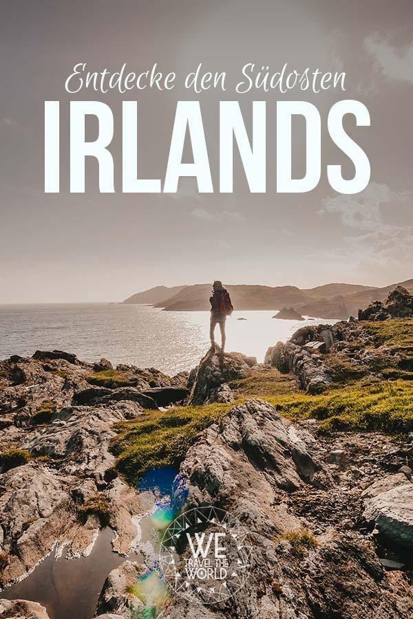 Irlands Südosten Rundreise – 14 großartige Sehenswürdigkeiten und Highlights im Südosten Irlands