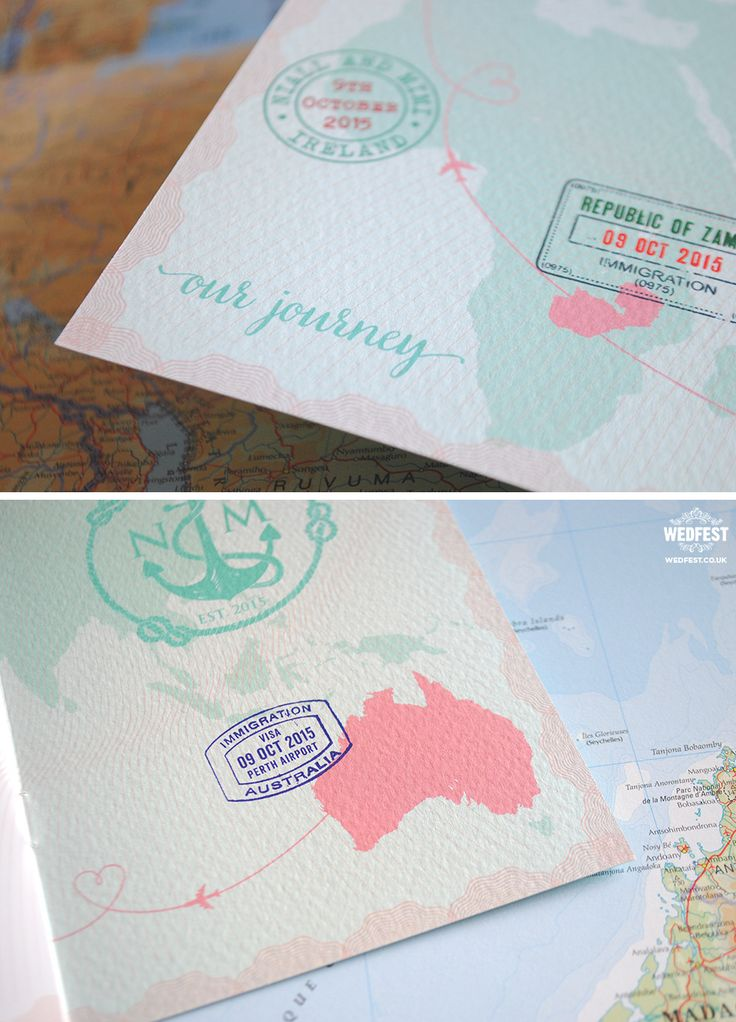 spanish wedding invitations uk%0A Introducing our latest addition to our wide range of themed wedding  stationery  Passport Wedding Invitations