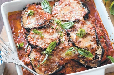Move beyond pasta and enjoy authentic Italian food including time-honoured Italian classics such as eggplant parmigiana.