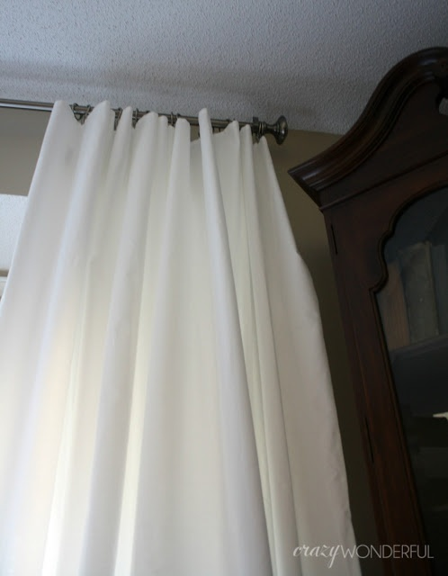 17 Best ideas about Cheap Curtains on Pinterest | Long curtains ...
