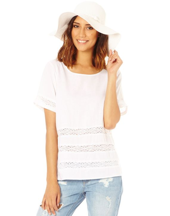 Keyhole Back Crochet Top, New Year Savings Free Shipping with Glassons Coupon codes and Glassons Promo Codes.