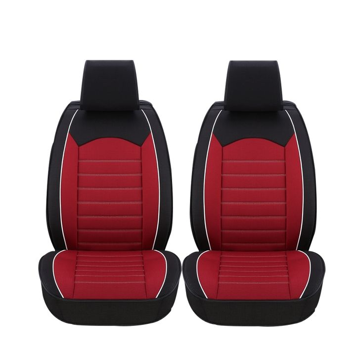 89.88$  Buy now - http://ali5cn.worldwells.pw/go.php?t=32792871644 - 2 pcs Leather car seat covers For Maybach car accessories car-styling 89.88$