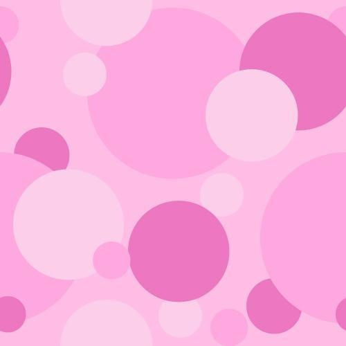 Pink Retro Bubbles Twitter Backgrounds  Pink Retro Bubbles Twitter