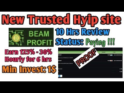 HYIP #HYIP_INVESTMENT #HYIPSDAILY   New Hyip sites   Top pay, Best