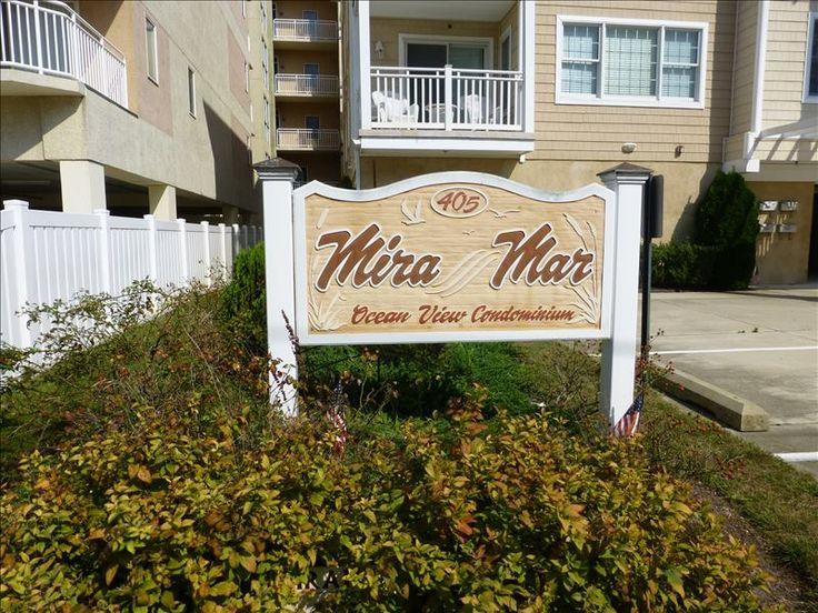 The wonderful Mira Mar condominiums.