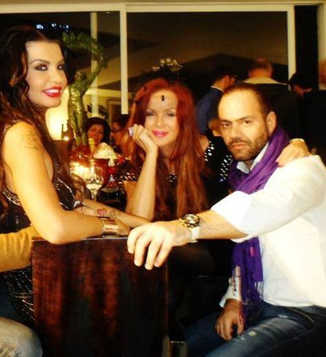 Με τη Νίνα Λοτσάρη και τον Σπύρο Φιλίππου!