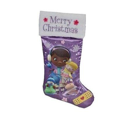 Doc McStuffins Christmas Stocking Purple