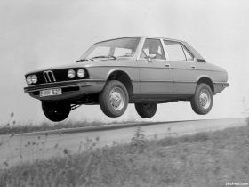 BMW 5 520 E12 1972