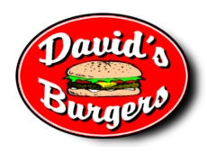 David's Burgers with unlimited fries ... oh, yes!