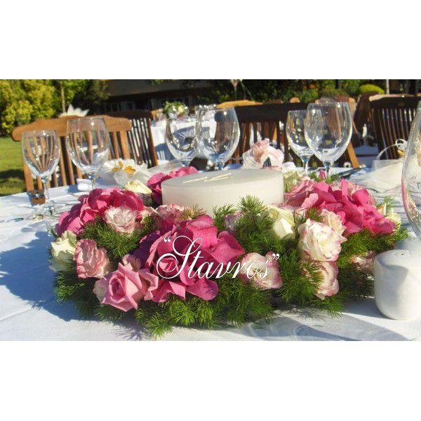beautiful #centerpiece#wedding#reception