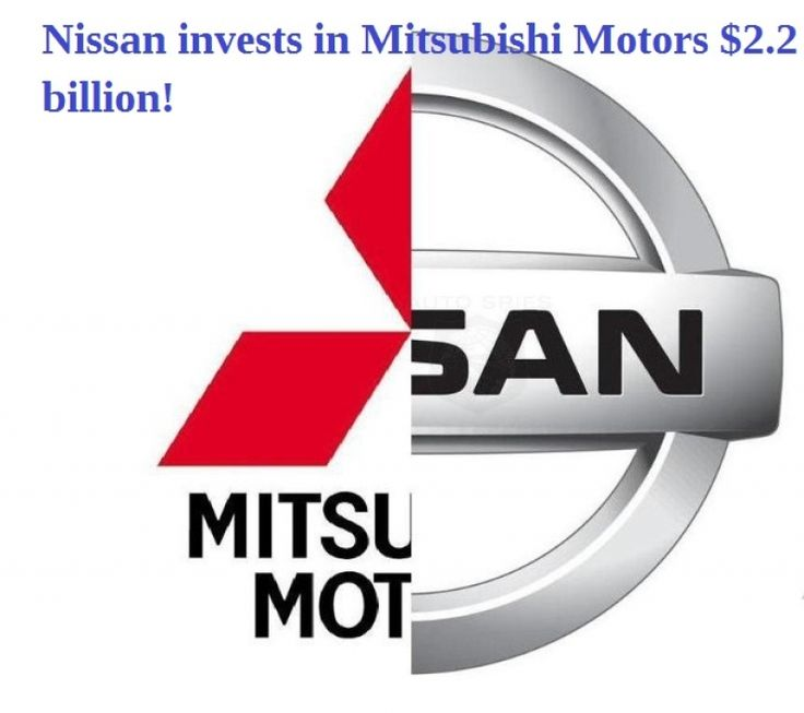 #Nissan Motor Co. is ready to invest 237 billion yen which is about $2.2 billion and take a controlling 34% stake in #Mitsubishi Motors.
