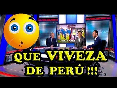 """ESPN RESALTA LA """"VIVEZA"""" de PERÚ para clasificar al MUNDIAL - YouTube"""
