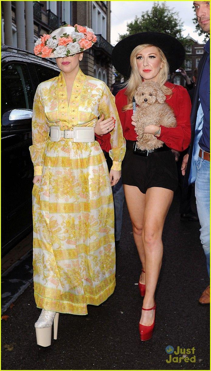 Lady Gaga: 'I Am So Excited For Hedi Slimane's Paris Show': Flower Hats, Gaga Flower, Lady Gaga, Hat 03, Hedi Slimane S, Slimane S Paris, Photo Galleries