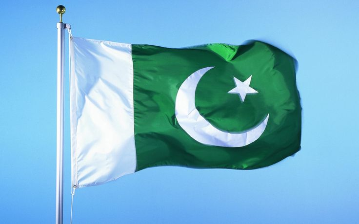 Flag of Pakistan wallpaper